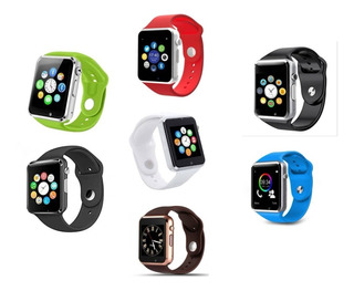 Smartwatch A1 Reloj Inteligente Bluetooth Sim Sd