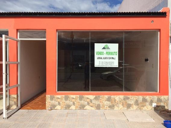 Vendemos Local A Estrenar En La Punta San Luis