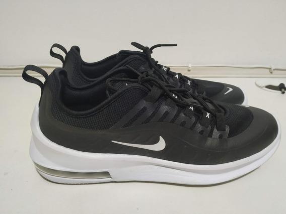 Tênis Nike Air Max Axis Masculino - Branco E Preto Original