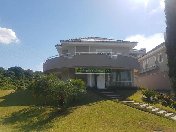 Casa À Venda, 500 M² Por R$ 4.400.000,00 - Santa Felicidade - Curitiba/pr - Ca0001