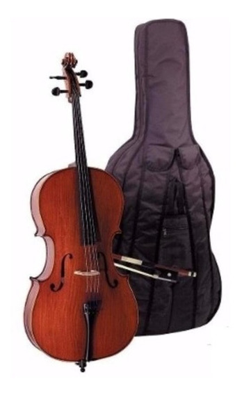 Violoncello Steinner Strauss Cello Macizo Dce101 4/4