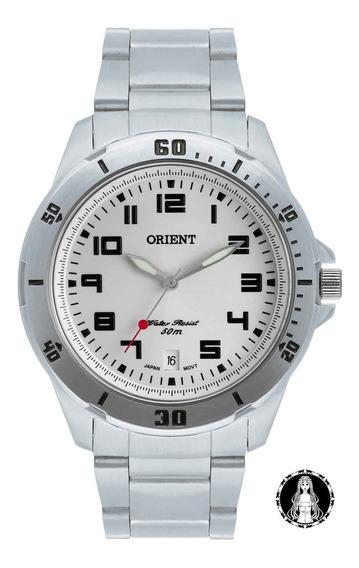 Relógio Orient Analógico - Mbss1155a S2sx C/ Nf E Garantia O