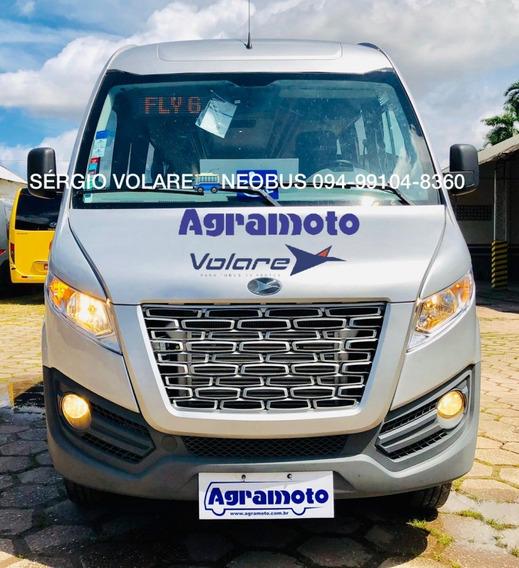 Volare Fly 6 Executivo Dta Cor Prata Ano 2019/2019