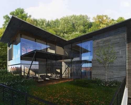(crm-34-2015) Preventa Casa Para Estrenar En Bosques De Las Lomas (vw)