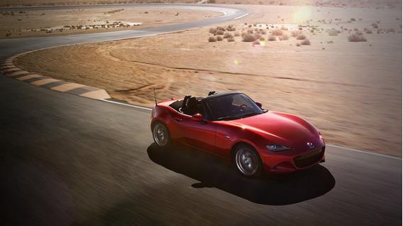 Mazda Mx5 Hard Top 2019