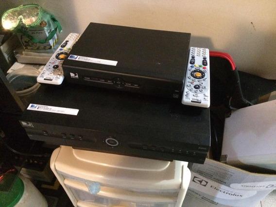 Combo 2 Decodificadores Directv 1 Hd Y 1 Standar Plan Oro