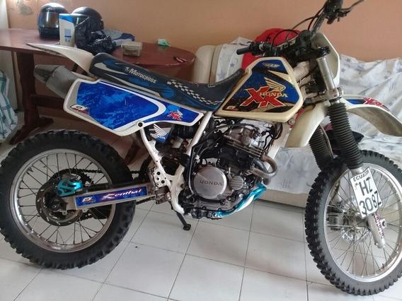 Moto Honda Cilindraje 250
