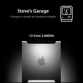 Mac Pro 12 Core 2.66ghz, 32gb Ecc, 480gb Ssd, Vídeo 8gb