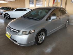 Honda Civic 1.8 Lxs Aut. 4p