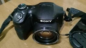 Câmera Cybershot Sony Dsc-h100