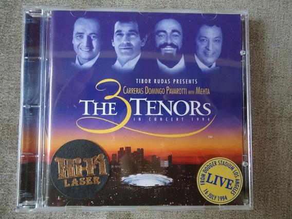 The 3 Tenors - Ópera - Cd Importado