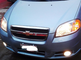 Chevrolet Aveo 2011 Elegance Como Nuevo Factura De Agencia