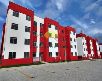 Apartamento No Paranaguamirim Pronto Para Morar E Financiar! - 2162 - 3371730