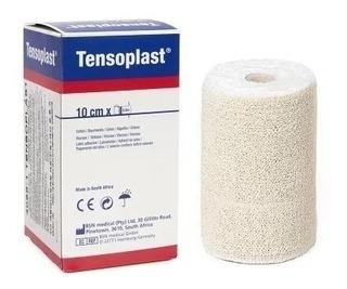 Tensoplast 10cm X 4,5cm - Bandagem Elástica Adesiva
