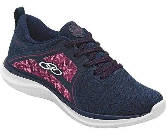 Tênis Olympikus Pretty Feminino Leve Palmilha Feetpad