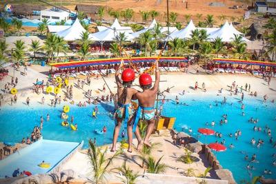 Cota Gold Black Minas Beach Raul Soares