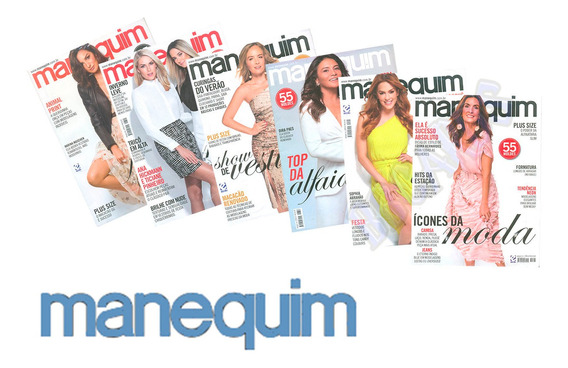 Manequim Revistas Moda Costura Alfaiataria Vestidos Fashion