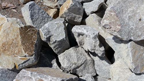 Piedra Granito Gris