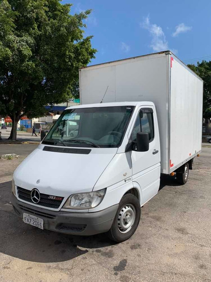 Mercedes-benz Sprinter Chassi 2.2 Cdi 313 Rs 2p 2008