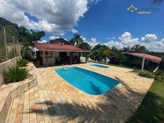 Chácara Com 3 Dormitórios À Venda, 1250 M² Por R$ 628.000,00 - Serra Negra - Bom Jesus Dos Perdões/sp - Ch1433