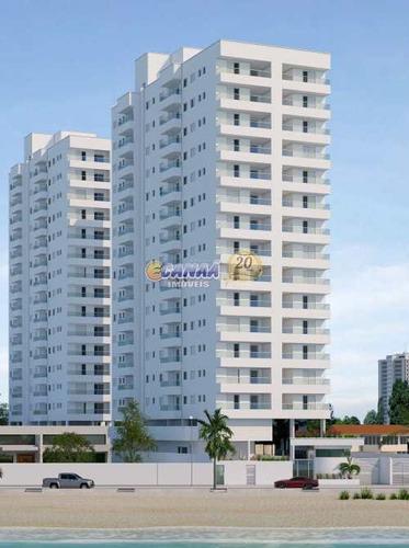 Apartamento Com 2 Dorms, Jardim Praia Grande, Mongaguá - R$ 357 Mil, Cod: 7632 - V7632