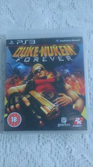 Jogo Ps3 Duke Nukem Forever Midia Fisica Original