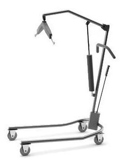 Grua Elevador Traslado Pacientes Discapacitados Hasta 204kg
