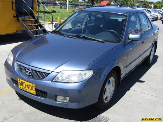 Mazda Allegro Gt Full Equipo