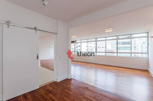 Imagem 1 de 12 de Apartamento Com 3 Dormitórios À Venda, 254 M² Por R$ 2.870.000,00 - Higienópolis - São Paulo/sp - Ap0028