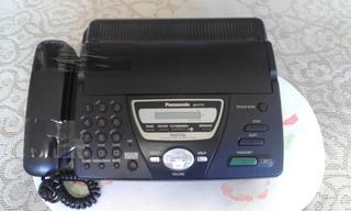 Vdo Fax Panasonic Kx- Ft77, No Estado Ou Peças.