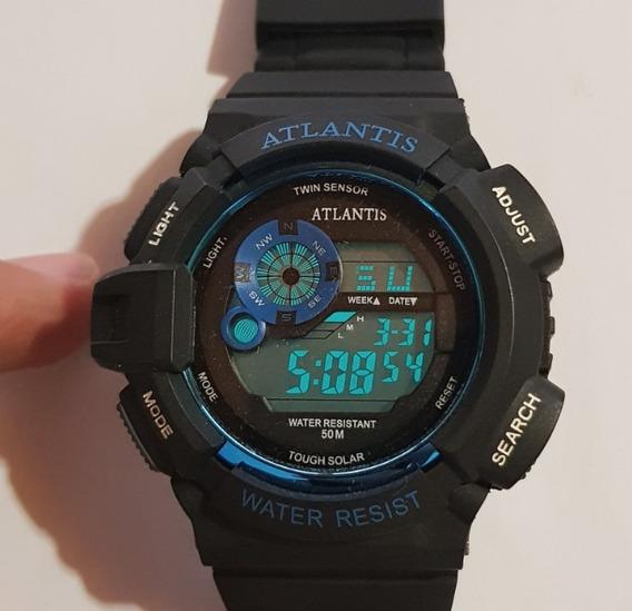 Relógio Masculino Atlantis Top
