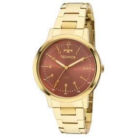 Relógio Technos Elegance Dress 2035mfn/4r