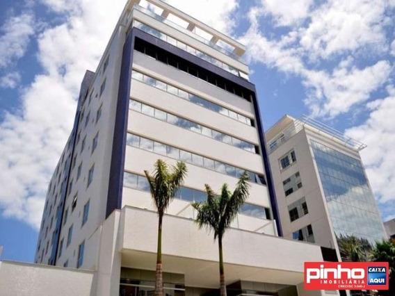 Sala Comercial Nova Para Venda, Bairro Itacorubi, Florianópolis, Sc - Sa00092