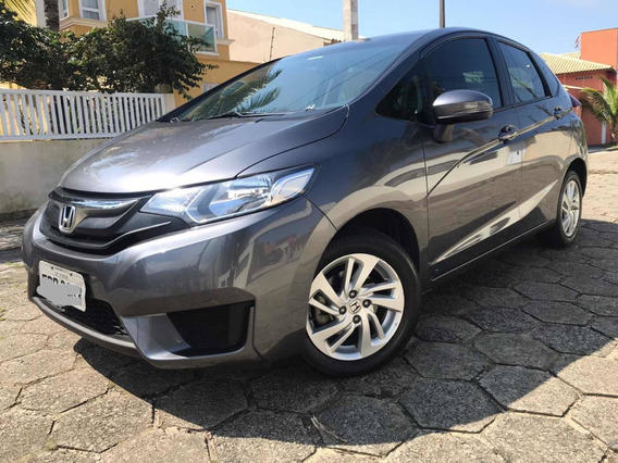 Honda Fit 1.5 Lx Flex Aut. 5p 2017
