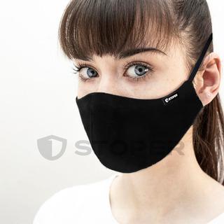 Barbijo Tapa Boca Premium Mascara Reutilizable Stoper