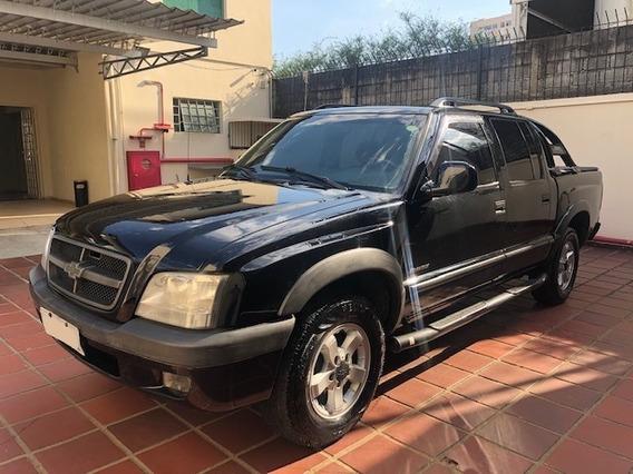 Gm Chevrolet S10 S 10 2.4 C/ar Cd = Ranger L200 Hilux Amarok
