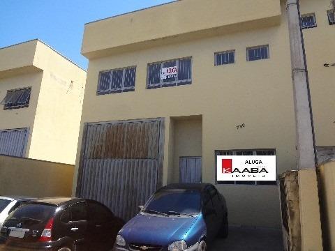 Galpão - Gl00259 - 31921042