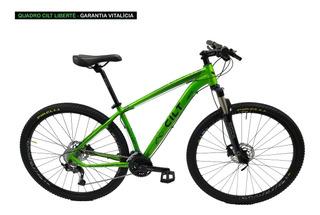Bicicleta Aro 29 Lib Shimano Deore 20v Freio Hidráulico