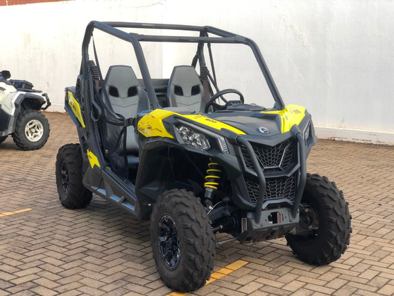 Utv Can Am Maverick Traill 800 Dps 2017/2018