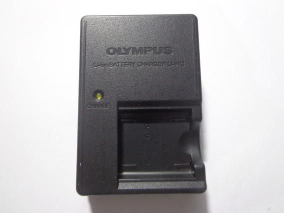 Carregador De Bateria Olympus Li-41cba - Original