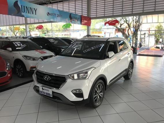 Hyundai Creta 1.6 Pulse (aut) Flex 2017