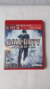 Call Of Duty World At War Ps3 Original