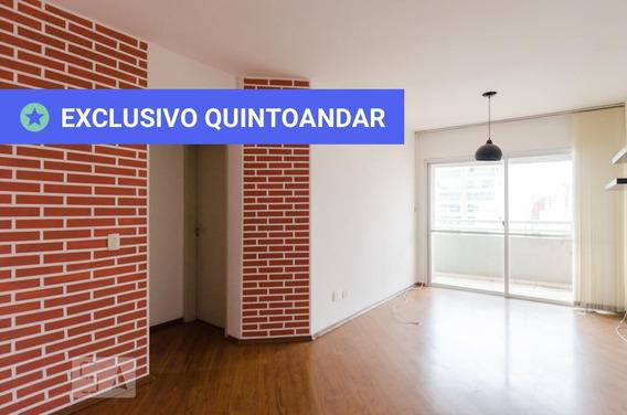 Apartamento No 8º Andar Com 3 Dormitórios E 2 Garagens - Id: 892990993 - 290993