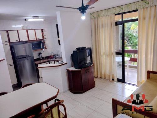 Imagem 1 de 30 de Village Com 2 Dormitórios À Venda, 57 M² Por R$ 550.000,00 - Riviera - Módulo 26 - Bertioga/sp - Vl0281