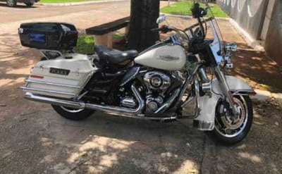Harley-davidson Hoad King Police