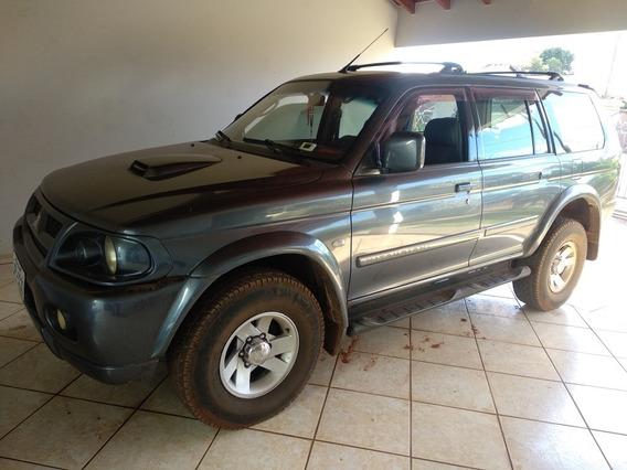 Mitsubishi Pajero Sport 2005 2.8 Hpe 4x4 5p