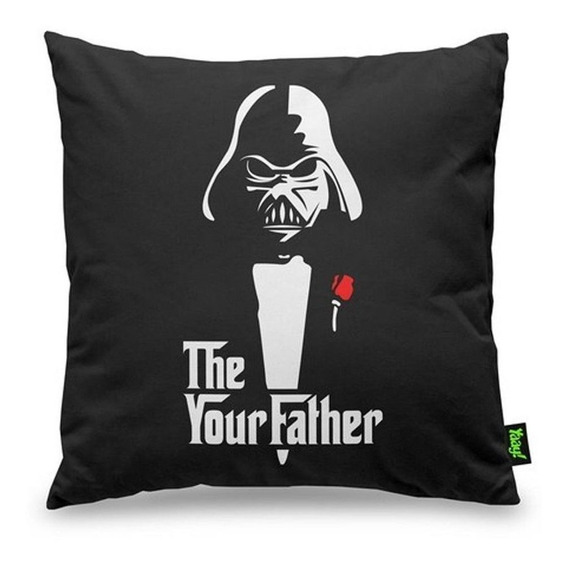 Almofada Star Wars Darth Vader The Yout Father Geek Side 40
