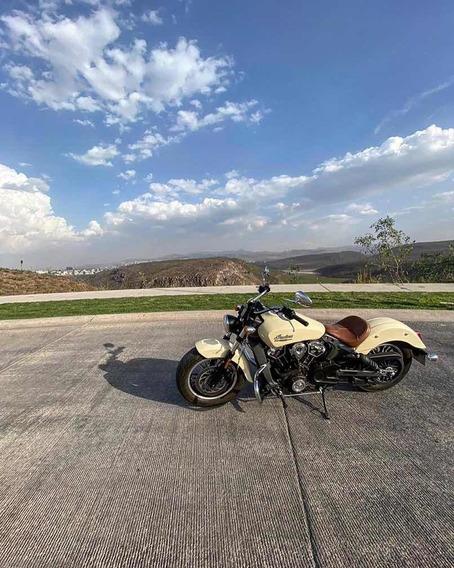 Motocicleta Indian 1200 Scout 2017 Nacional