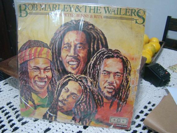 Lp Bob Marley & The Wailers Ler Descrição