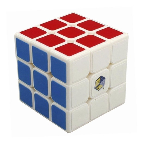 Cubo Rubik Yuxin Water Unicorn Base Blanca